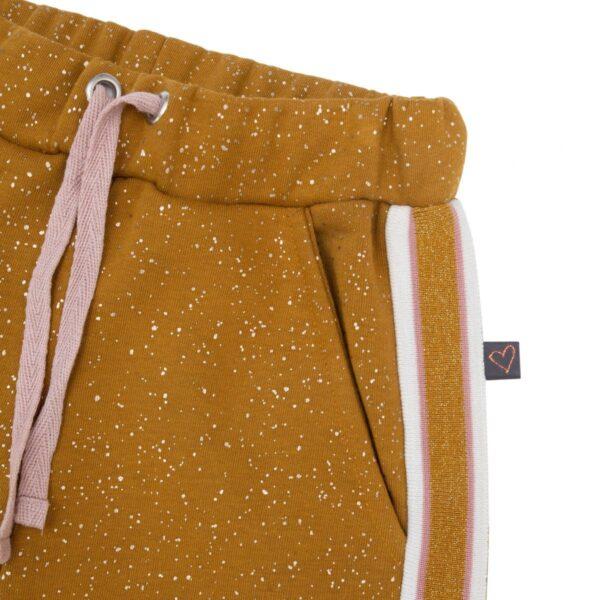 CR1 7440 | AW19 Amanda Bukser til piger i Karry med glitterprint