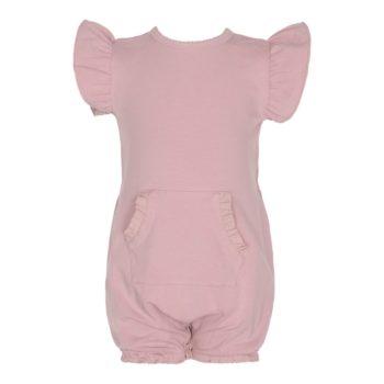 Sommerdragt til baby rosa