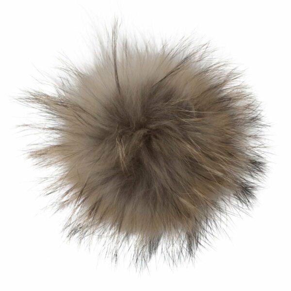 Fur Nature 1 | Pelskvast - lys natur med tryklås