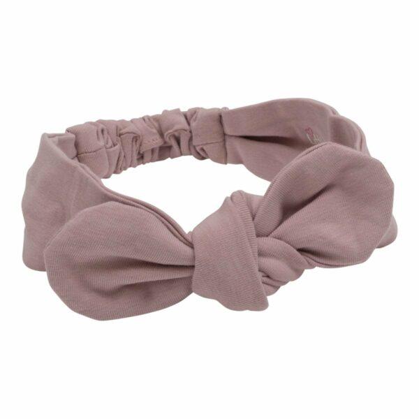 Headband dusty rose | Støvet rosa Aya Hårbånd
