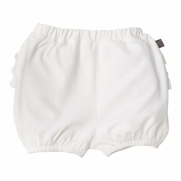 LW 9973 | Off white bloomers med blondenumse