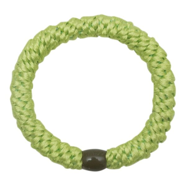 Lime Green Elastic | Lime Grøn kraftig hårelastik fra Little Wonders