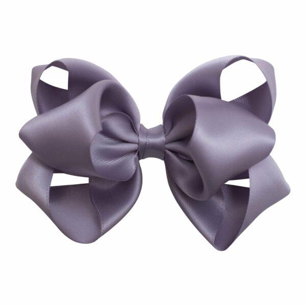 Merle 435 Thistle | Bellia - Dåbs sæt til piger i støvet lilla silke #435
