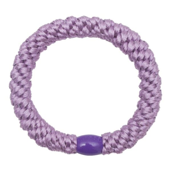 Purple Elastic | Lilla kraftig hårelastik fra Little Wonders