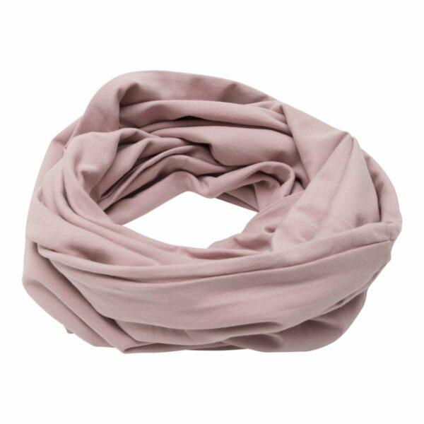 Tube Scarf Dusty Rose | BA Støvet rosa tube tørklæde til børn