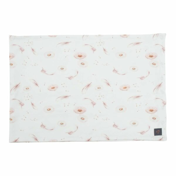 TubeScarf Dandallion   Dandallion printet tube tørklæde til børn