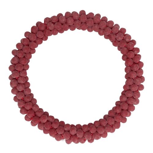 CR1 7913 removebg preview | Bordeaux Rødt LW perle armbånd
