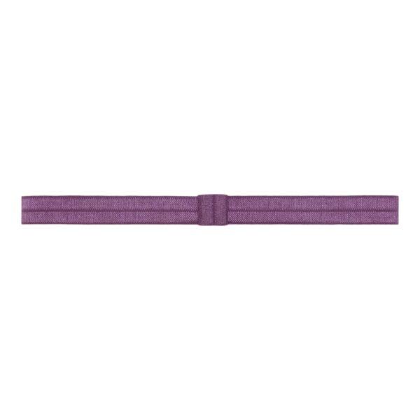 CR1 8049 | Elastik hårbånd til sløjfer - Amethyst