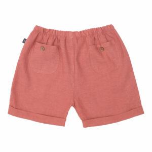 Rose Dawn Bertram hør shorts til drenge