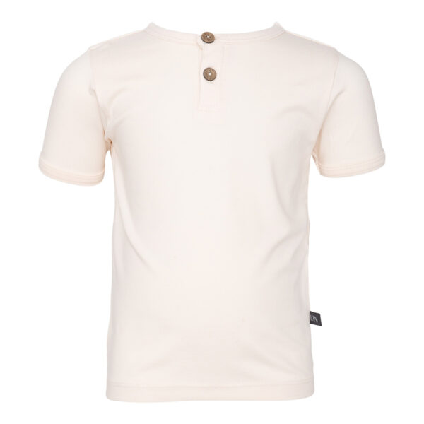 0105 Benjamin Tee Antique White   Benjamin T-shirt i antique white