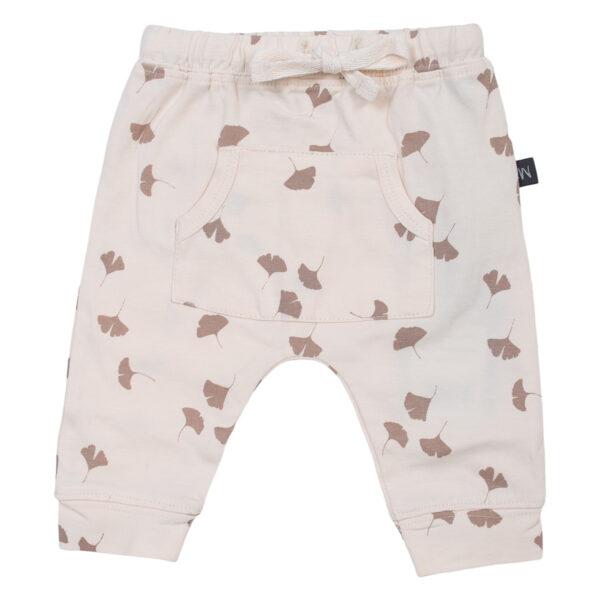 Dakota   Adam Newborn Baggy Pants i ginger boat print