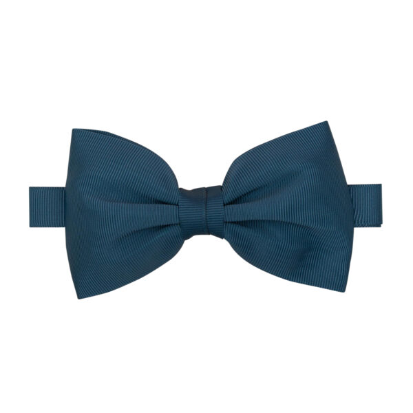 Walther - military blue butterfly til far i grosgrain