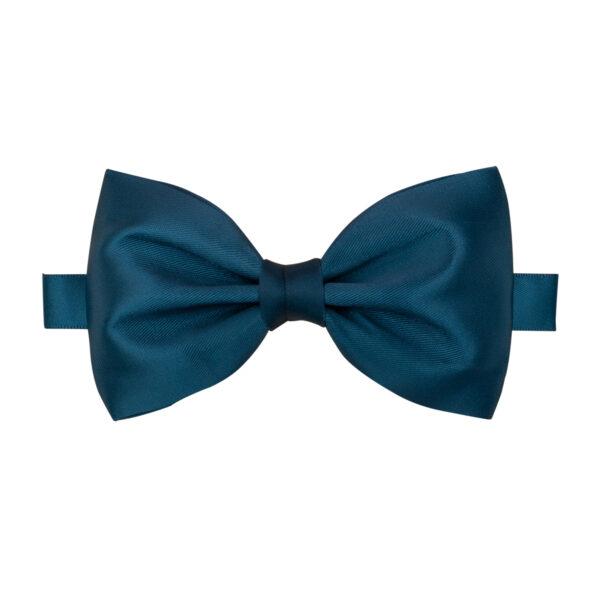 William - Military blue butterfly til far i silke