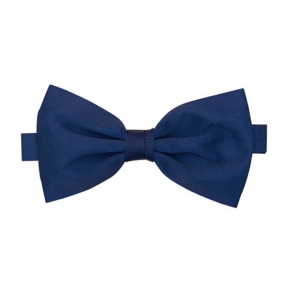 Walther - navy blå butterfly til far i grosgrain