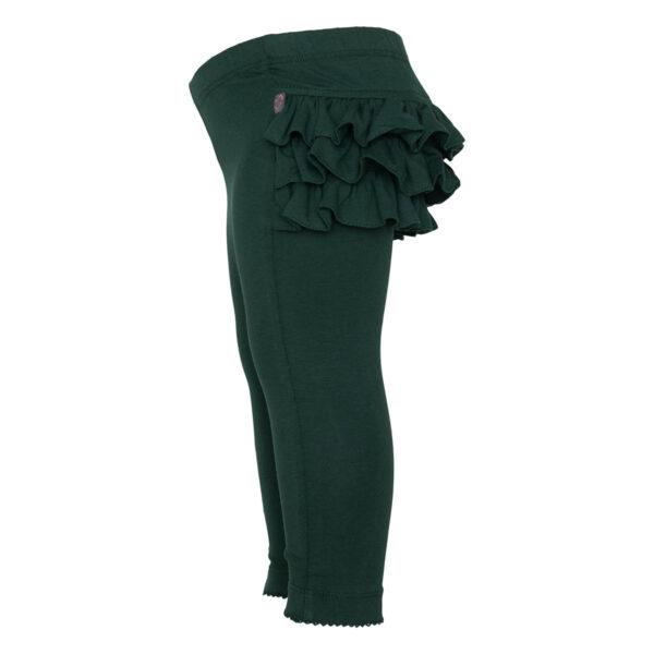 Athena20Opal20Green Side 2 | Opal green Athena leggings med flæser