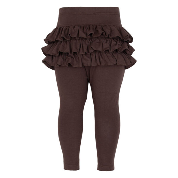 Athena20Truffle | Truffle Athena leggings med flæser